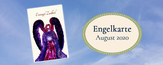 Engelkarte August 2020