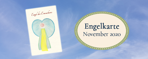 Engelkarte November 2020