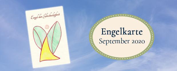 Engelkarte September 2020