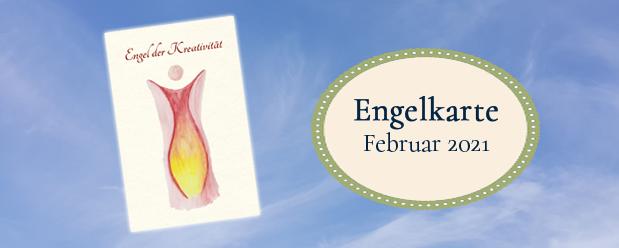 Engelkarte Februar 2021